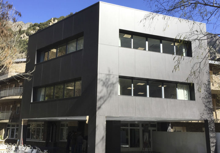 Residencia Santa Coloma